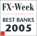 Saxo Bank gains ground in FX Week's Best Banks awards, capturing honours in multiple categories