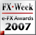 Saxo Bank awarded Best Retail Platform at 2007 e-FX Awards