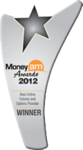 Saxo Bank awarded Best Online Futures and Options Provider at MoneyAM Awards 2012