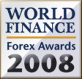 Saxo Bank Institutional FX provider of the year 2008