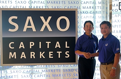 Saxo Capital Markets becomes official sponsor of the Asian Tour